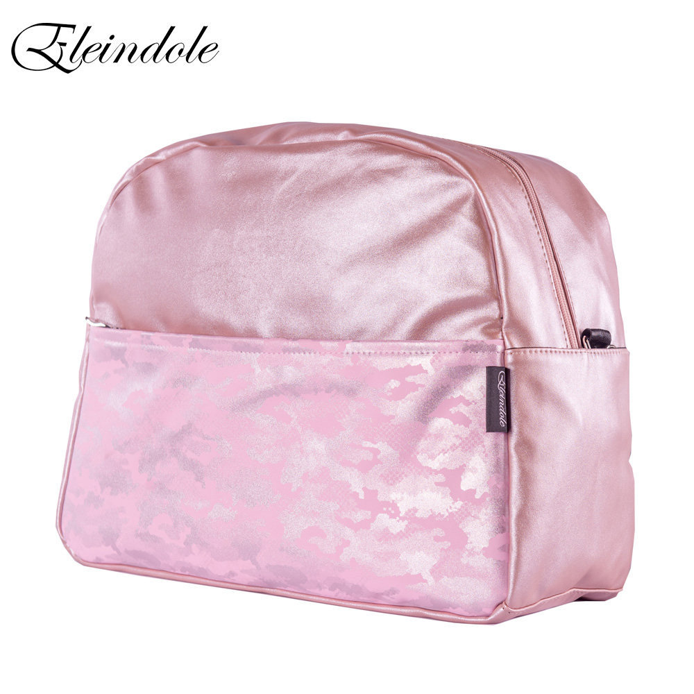 Eleindole Fashion Mummy Bags with Strollers Straps Maternity Nappy Bag 18L Multifunctional Women Diapering Bags for