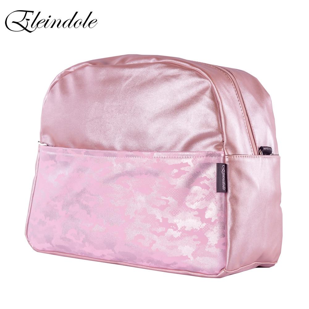Eleindoleファッションミイラ袋でベビーカーストラップマタニティおむつバッグ18l多機能女性おむつバッグ用ベビーケア  グループ上の スーツケース & バッグ からの バックパック の中 1