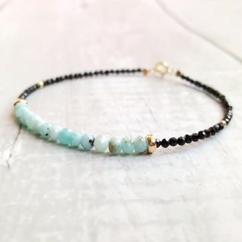 Bracelet Larimar Femme