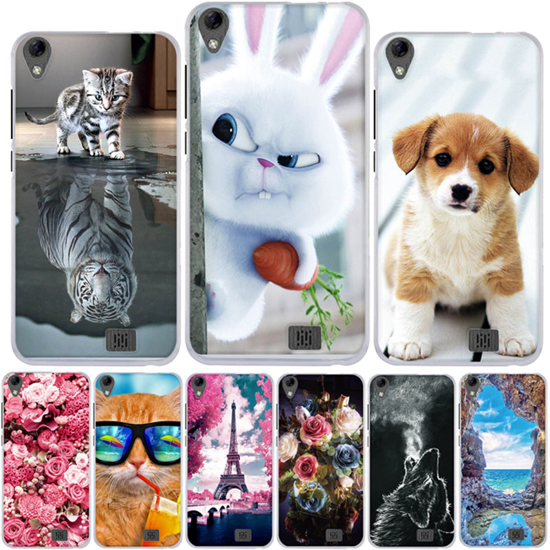 Phone-Case Homtom Ht16 Doogee Slim-Cover for 3d-Pattern Soft TPU Variety