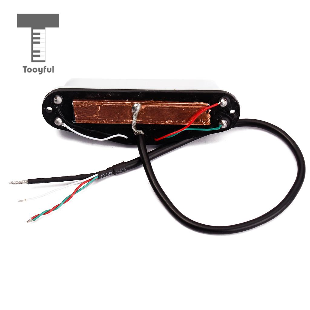 Tooyful Hot Rail Single Coil Pickup Copper 84x25x22mm For Cigar Box Artec Wiring Diagram Rails Guitar Accessory In Parts Accessories From Sports Entertainment On