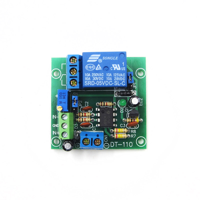 DC 5/12/24V Circuit Modifications Voltage Comparator LM393N for Remote Control Lahore