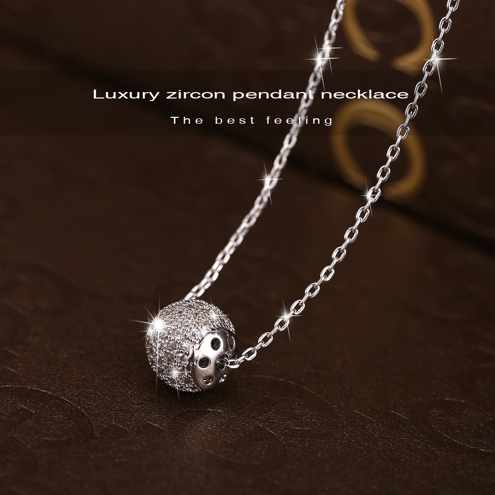 amazon holding pendant dp ball ufo jewelry real metal necklace com alien crystal finish silver