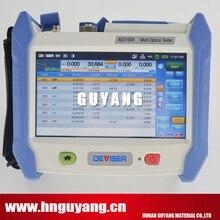 Deviser AE3100C SM OTDR 1310/1550nm 34/32db,support VFL,power meter,light source,fiberpass