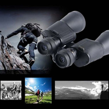 Free shipping 180×100 Zoom Outdoor Travel Day Night Vision Hunt Telescope Binoculars w/Case Hiking Telescope night vision optic