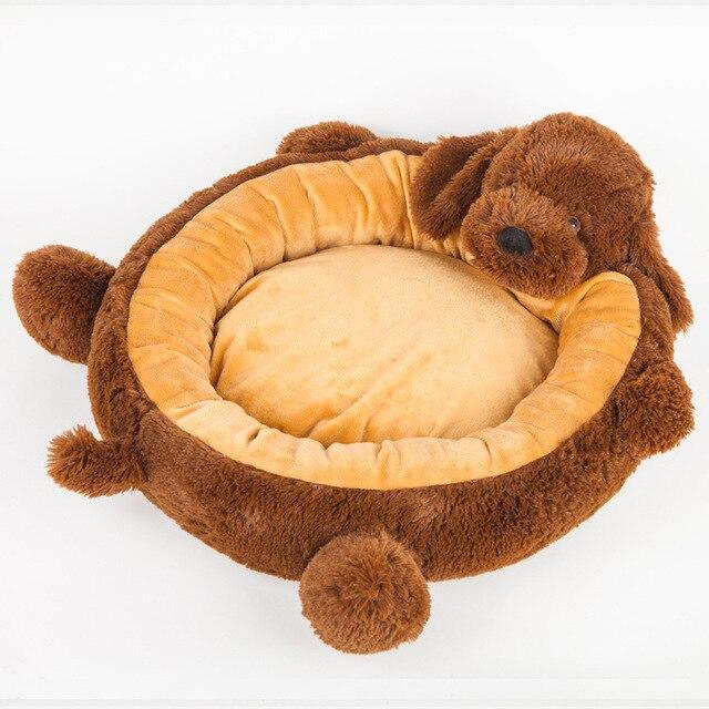 Gomaomi 5 Choices Unique Animal Shape Cartoon Cat Beds Pet Dog House