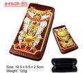 Women Girl Anime Card Captor Sakura The Clow Long Zip Wallet Purse Coin Bag Cosplay New