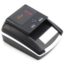 Detector de billetes falsos, Detector de billetes falsos, probador de dinero forjado, comprobación de precisión, billetes falsos