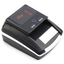 Detector de dinheiro falsificado máquina detector de bill falsificado verificador de dinheiro forjado verificação precisão dinheiro falso bill dete