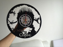 CV Wall Clock Game of Throne Theme