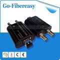 Nuevos productos 2 unidades CATV Mini SDI sobre fibra converter 1.5 G SDI convertidor de fibra