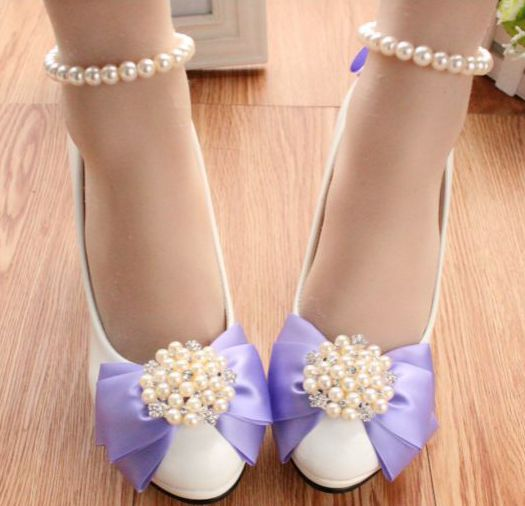 Popular Purple Shoes Low Heel-Buy Cheap Purple Shoes Low Heel lots ...