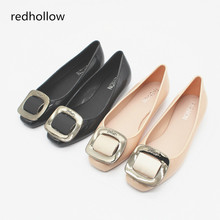 цена на Women's Loafers Flat Shoes Casual Slip on Flat Women Shoes Fashion Shallow Ladies Flats Shoes Women Jelly Shoes Soft Spring