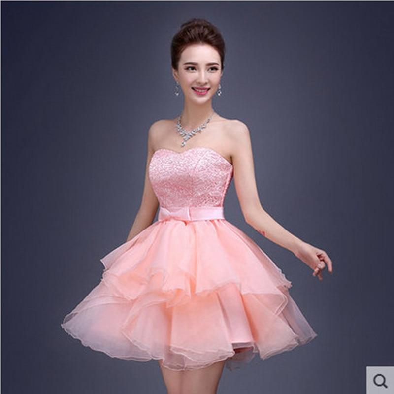 Perfecto Marca De Vestidos De Dama De Lesley Bandera - Vestido de ...