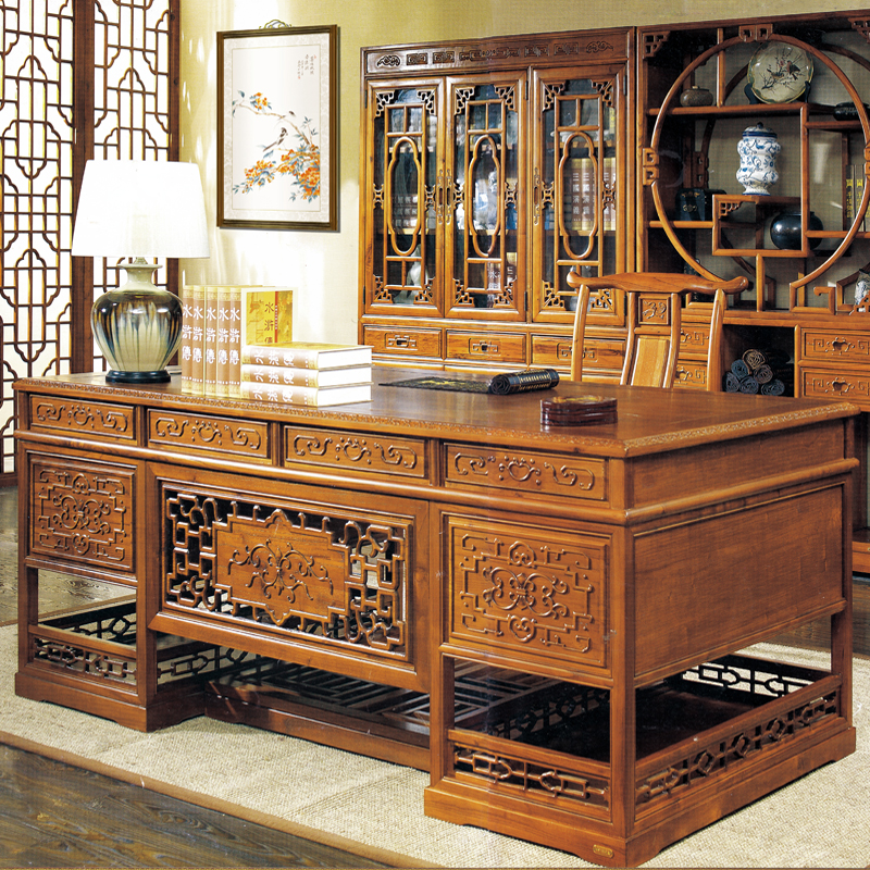 table Toon wood desk office computer Chinese antique tables-in Computer  Desks from Furniture on Aliexpress.com | Alibaba Group - Table Toon Wood Desk Office Computer Chinese Antique Tables-in
