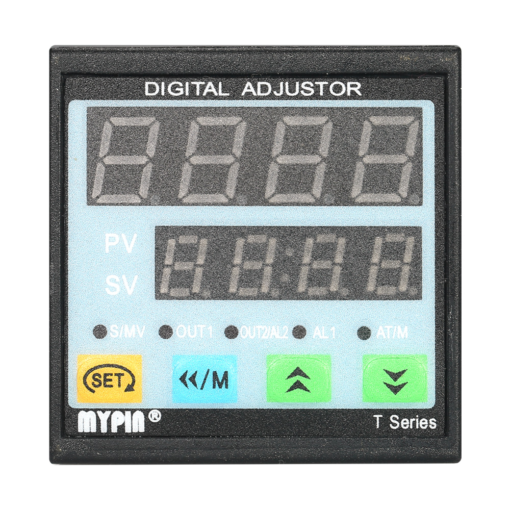 medium resolution of manual automatic digital led pid temperature controller thermometer snr 1 alarm relay output tc rtd input in temperature instruments from tools on