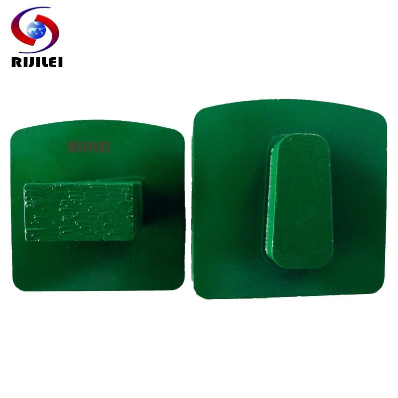 RIJILEI 30 SZTUK Diamentowa tarcza szlifierska Redi-lock Szlifowanie - Elektronarzędzia - Zdjęcie 1