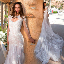 SIJANEWEDDING SIJANE Beach Wedding Dress