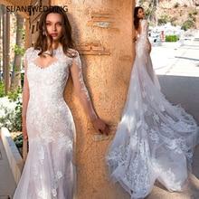 SIJANEWEDDING SIJANE Beach Wedding Dress