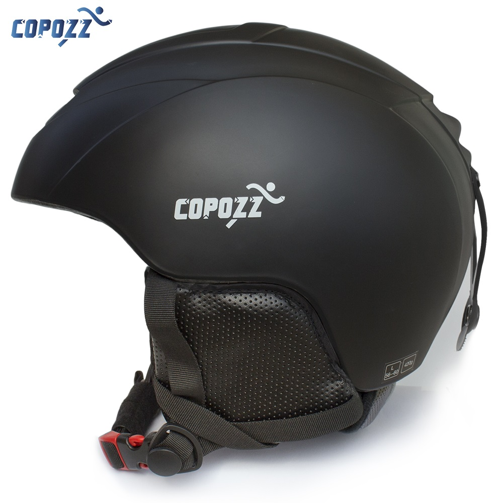 COPOZZ Ski Helmet  Integrally-molded Snowboard helmet Men Women Skating Skateboard Skiing Helmet Snowboard