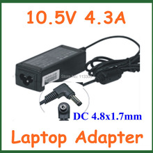 10.5V 4.3A 45W 4.8*1.7mm AC Adapter Battery Charger for