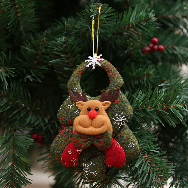 Cute Hanging Ornaments Christmas Decoration