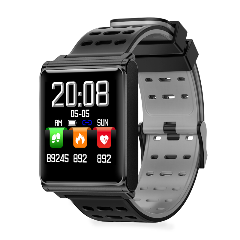 N98 Sports Smart Watch Men Heart Rate Monitor Fitness Tracker Smart Watches For Android IOS Bluetooth Intelligent Watch Relogios bluetooth sports heart rate monitor watches outdoor fitness tracker for ios android phone