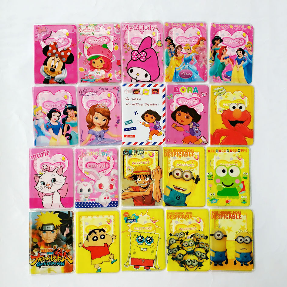 Hot-selling PVC leather passport Cover,Cartoon Minions passport holder business for travel ,22 kinds of Pattern for chooseHot-selling PVC leather passport Cover,Cartoon Minions passport holder business for travel ,22 kinds of Pattern for choose