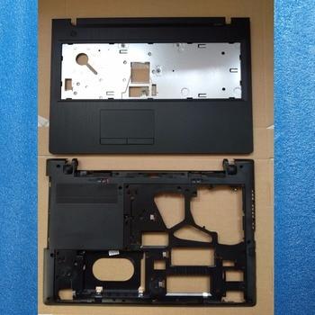 New Original For Lenovo G50 G50-45 G50-70 G50-80 Z50 Z50-45 Palmrest Cover Upper Case + Bottom Case AP0TH000400 AP0TH000800 gzeele ru laptop keyboard for lenovo g50 70 g50 45 b50 g50 g50 70at g50 30 z50 g50 z50 b50 g50 70 b70 80 ru layout russian black