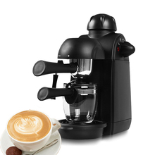 ITOP Espresso Cappuccino Coffee Maker for Home Cafe Shop,milk foam Machine , 5 Bars Automatic