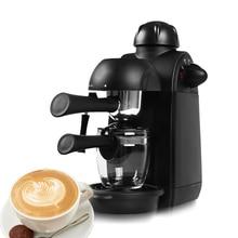 ITOP Espresso Cappuccino Coffee Maker for Home Cafe Shop,milk foam Coffee Maker Machine , 5 Bars Automatic Coffee Machine