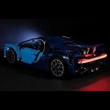Светодиодный светильник lego technic 42083 bugatti chiron для