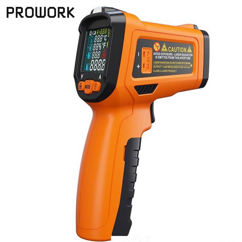 PM6530D Temperature Instrument Professios