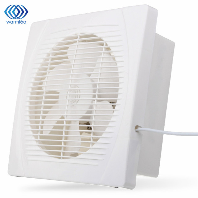 Buy 8 inch 30w white ventilation for 8 kitchen exhaust fan
