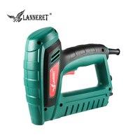 LANNERET 5A 720W Electric Tacker 2 in 1 Electric Nailer Staple Gun Power Tools Wood Frame Nail Gun