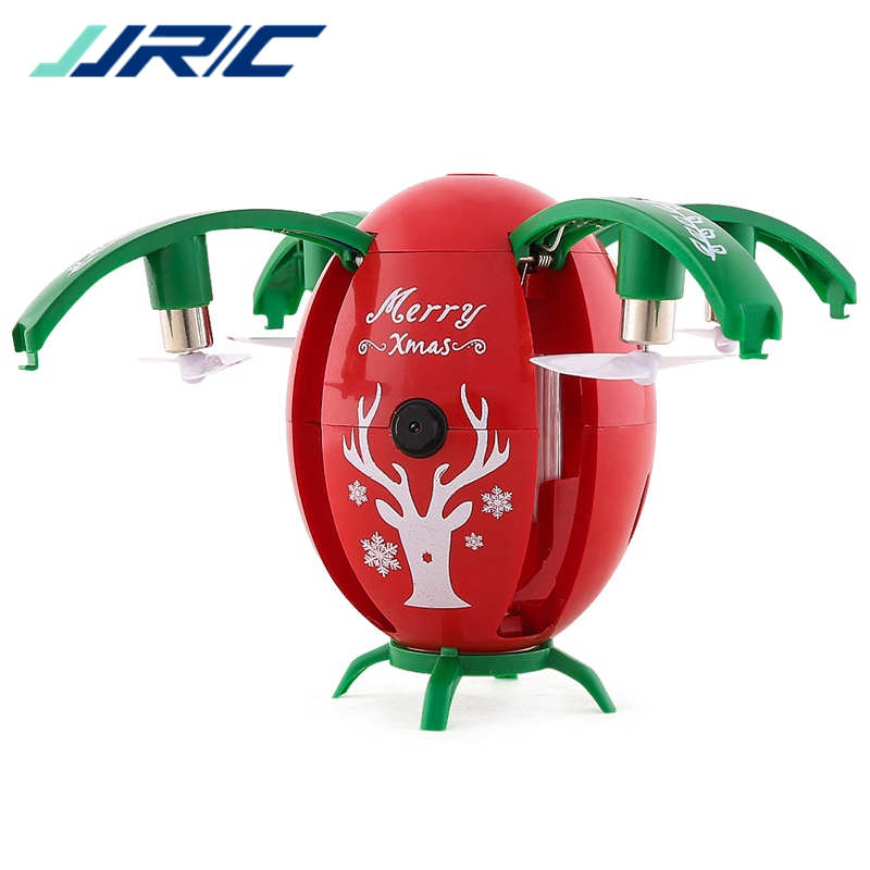 JJRC H66 яйцо 720 P WI-FI FPV селфи Дрон w/тяжести Сенсор режим удержания высоты RC Quadcopterr RTF для детский Рождественский подарок