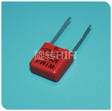 20PCS WIMA MKS4 1uf 1u 105/100v New Fever Audio Film Coupling Capacitance p10 free shipping