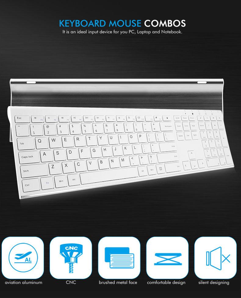 B.O.W Ultra thin Metal wireless Slim keyboard B.O.W Ultra thin Metal wireless Slim keyboard HTB1uT6vSXXXXXa7apXXq6xXFXXXN