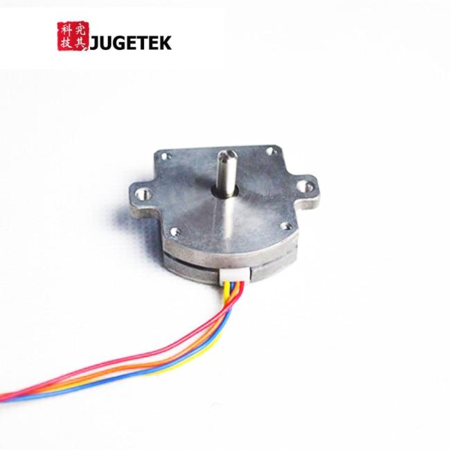 10mm Long Motor Shaft 0.3A NEMA11 Ultraflat Stepper Motor for SMD Feeder 42hs03 stepper motor 0 34n m 1a 5 shaft long 24 shaft