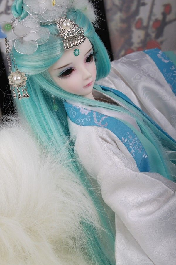 [wamami] OD 1/3 BJD Dollfie Girl Set*Free Make-up/ Eyes~Lv E