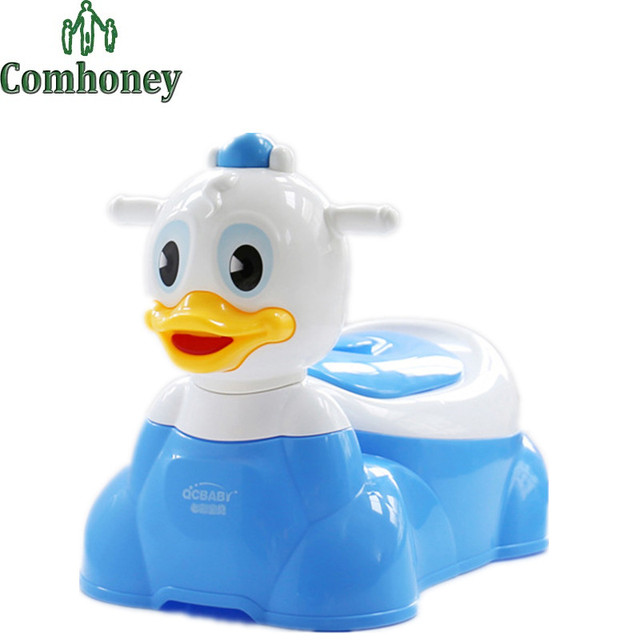 Baby Potty Cartoon Children Travel Potty for Boys Girls Portable Training Toilet Seat for Children Boys Urinal Infant Toliet