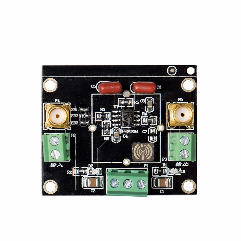 TLC2652 Module Weak Signal Acquisition DC Signal/Chopper Amplification Board
