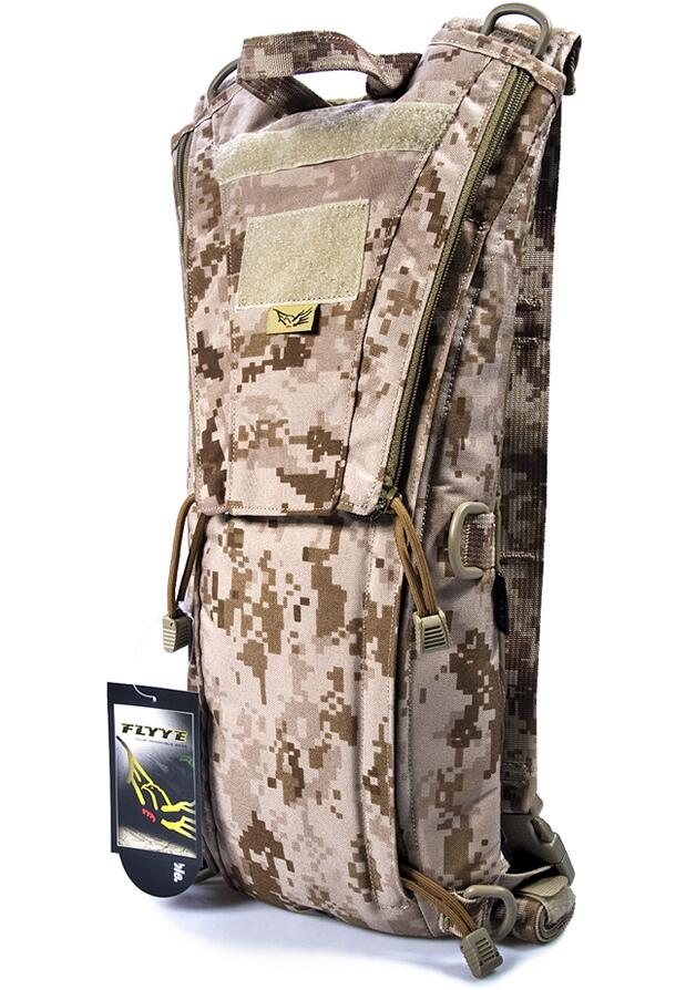 Free shipping In stock FLYYE genuine MOLLE  Crustacean Hydration Backpack HN-H008 free shipping ltc2362 ltc2362cts8 sot23 8 goods in stock and new original