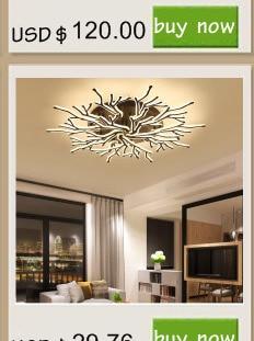 HTB1uT9JX3aH3KVjSZFpq6zhKpXaL NEO Gleam Rectangle Aluminum Modern Led ceiling lights for living room bedroom AC85-265V White/Black Ceiling Lamp Fixtures