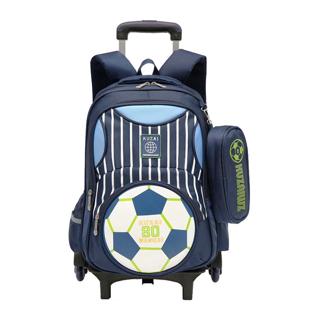 560d9c400244 Latest Kids school bags boys girls Trolley School Bag Luggage Backpack  Removable Children School Bags With