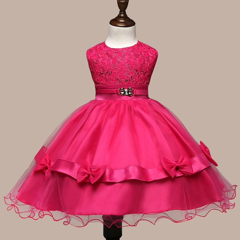 Aliexpress.com : Buy girls party wear dress kids 2016 summer ...