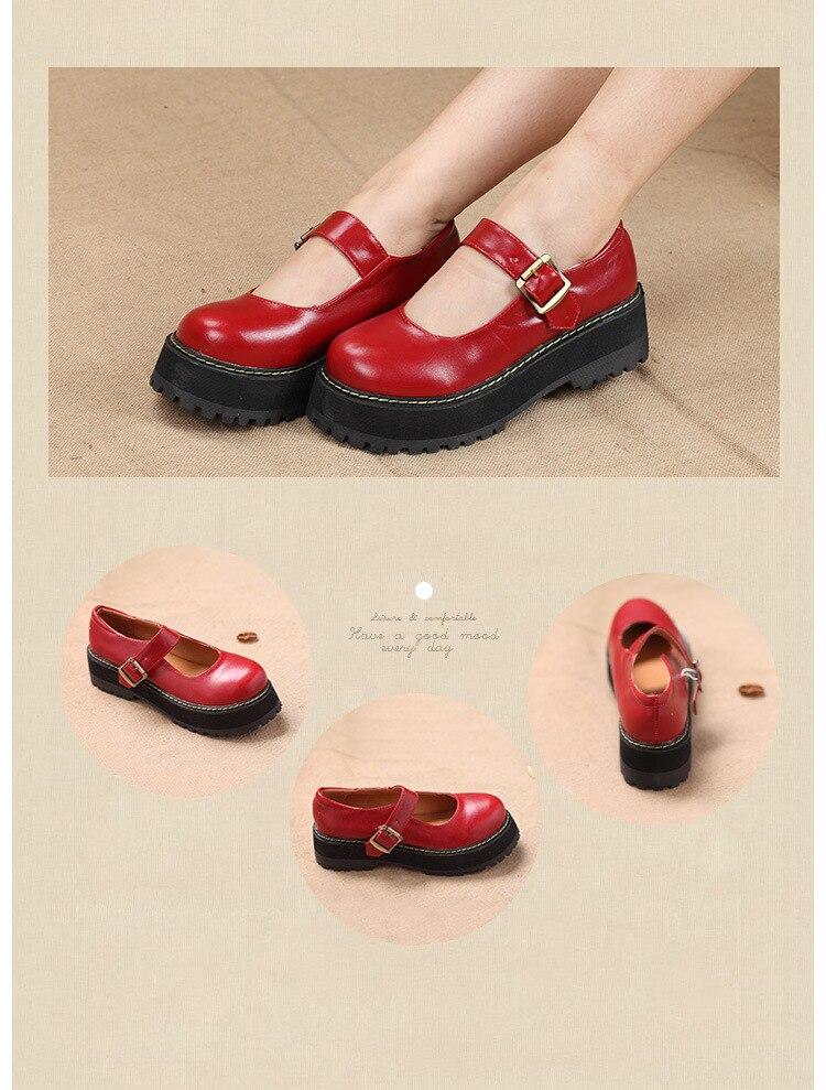 HTB1uTAbocnI8KJjSsziq6z8QpXaS - Mary Jane Ankle Strap Casual Ladies Loafer Shoes-Mary Jane Ankle Strap Casual Ladies Loafer Shoes