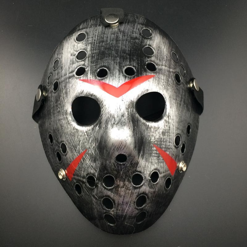 Ev Ve Bahce Ten Parti Maskleri De Jason Maskesi Hokey Cosplay