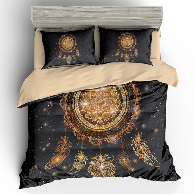 Bohemian Dreamcatcher Bedding Set