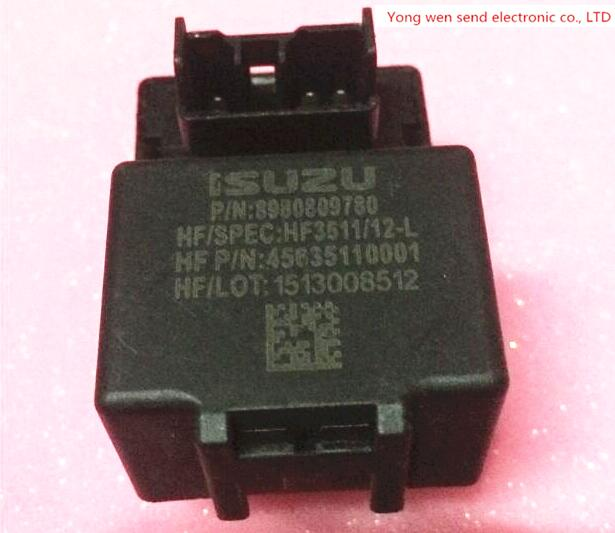 HOT NEW relay 8980809780 HF3511/12-L 1513006728 1PCS/LOT 2017 hot 1pcs 63sn 37pb flux 1 8